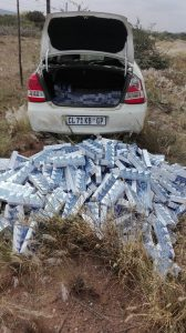 Police arrest vehicle and cigarette smugglers 30724464 2263540590339537 860622035471782387 n 168x300