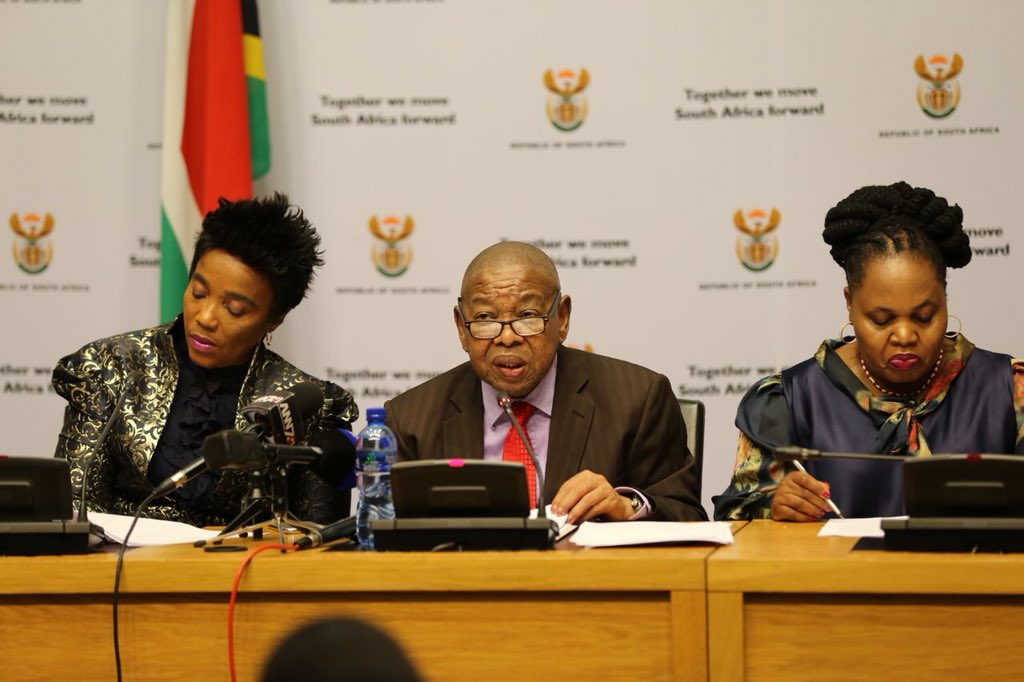 Transport-Minister-Easter  Transport Minister welcomes passing of the National Land Transport Act amendment Bill by the National Assembly Transport Minister Easter