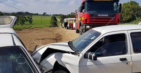 safe_image-1  Capetown – Bakkie and car collide leaving ten injured safe image 1
