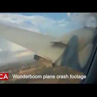 Footage from inside the Wonderboom plane crash 1531898614 hqdefault 320x320