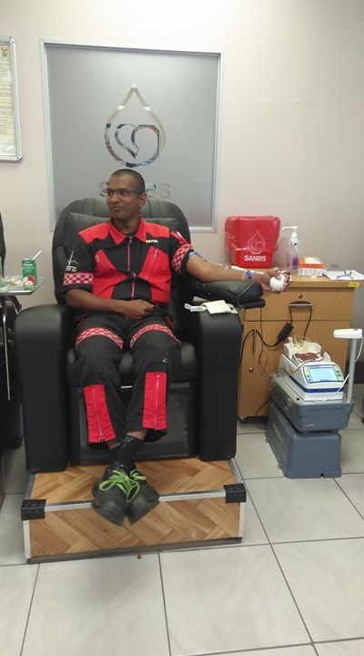 28619063_10155138916880759_8473580211945484398_o  Donation day for our crews at SANBS in beacon rd. Saving lives in a different wa… 28619063 10155138916880759 8473580211945484398 o