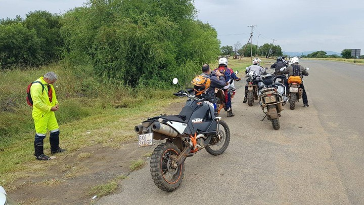29261228_10155160924510759_7729166581162311680_o  Day 1 of the Bike Tour.   Current location is Thabazimbi, heading towards Waterb… 29261228 10155160924510759 7729166581162311680 o