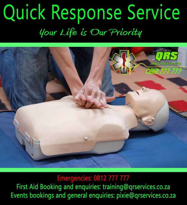 30124790_10155210060075759_3603940262465765376_o  First aid training  QRS is offering a 5 day First Aid (level 3) course from the … 30124790 10155210060075759 3603940262465765376 o