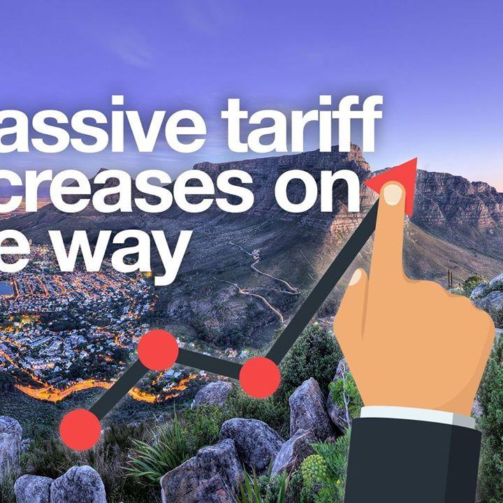 31248850_6089885422957_8357244082925338624_n  HUGE TARIFF INCREASES FOR RESIDENTS | Dear Cape Town 31248850 6089885422957 8357244082925338624 n