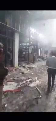 32164198_1591626010963748_5043322453489614848_n  An entire shopping centre looted & burnt to the ground   MP, SECUNDA, eMBALENHLE 32164198 1591626010963748 5043322453489614848 n