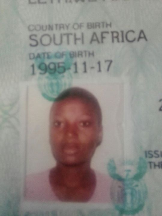 34962322_1568606639932352_7779110419385286656_o  ‪ BOLO – MISSING PERSON – PLEASE SHARE   22 Y.O Lethiwe Makhosi Phewa went missi… 34962322 1568606639932352 7779110419385286656 o