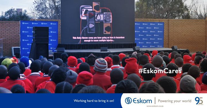 36505532_2281690018524396_7129255865768476672_o  @Eskom_SA regularly runs public safety programmes in schools and communities aro… 36505532 2281690018524396 7129255865768476672 o