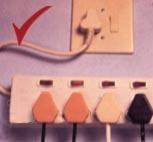 36596127_2287180141308717_1736684225299480576_n  DYK that overloading a plug can cause a fire? A multi-plug adaptor will allow yo… 36596127 2287180141308717 1736684225299480576 n