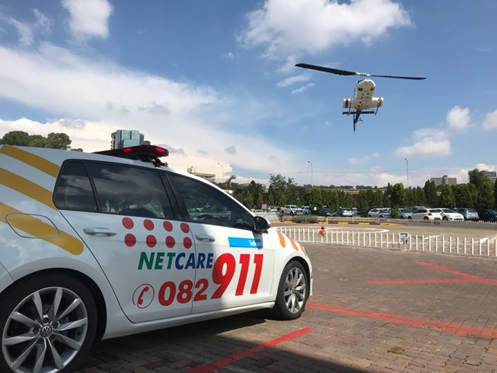 36762463_1863780560309738_8998353589206253568_o  HEMS: Netcare 2 a specialised helicopter ambulance has been activated for a medi… 36762463 1863780560309738 8998353589206253568 o