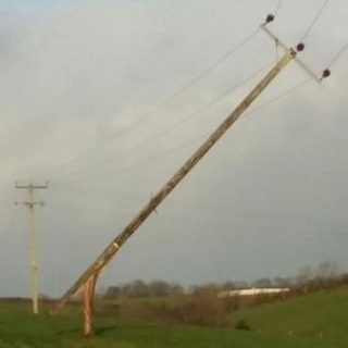 37000411_2301387303221334_4782024249588056064_n  When  an electrical pole is hanging low or  has fallen over, it is very likely t… 37000411 2301387303221334 4782024249588056064 n 320x320