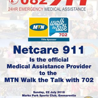 37071389_1874126439275150_6426955960421449728_o  Netcare 911 will be the official emergency medical assistance providers to the  … 37071389 1874126439275150 6426955960421449728 o 320x320