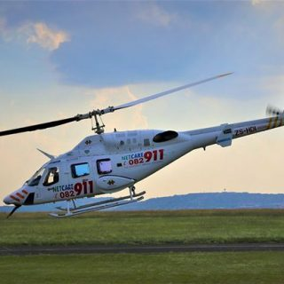 HEMS: Netcare 2 a specialised helicopter ambulance has been activated for a trau… 37319902 1879552708732523 8508187869569875968 o 320x320