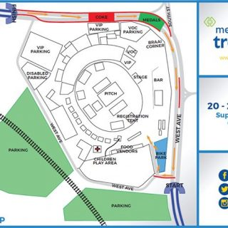 Medihelp TrapNET Cycling: Race Day Map. Netcare 911 will have full medical resou… 37352038 1881348945219566 1248209554546622464 o 320x320