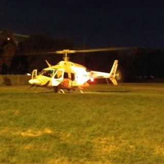 HEMS: Netcare 1 a specialised helicopter ambulance has been activated for a medi… 37392835 1881988205155640 2517752456465612800 o 320x320