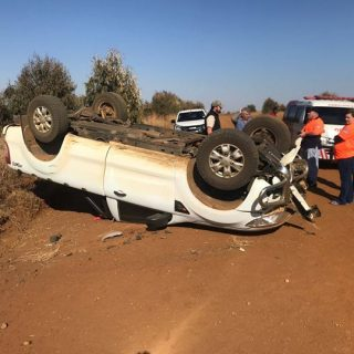A 32-year-old male sustained moderate injuries after rolling his bakkie in Fochv… 37559694 1859135117481177 821897337038176256 o 320x320