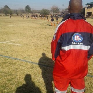 ER24 is looking after the interschools clash between Hoërskool Jim Fouché and Ho… 37568767 1859123667482322 8563450535162675200 o 320x320