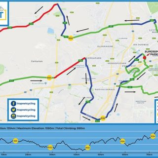 CENTURION AREA: Map of the road closures and diversions for today's Medihelp Tra… 37588663 1886095661411561 3309937295649406976 o 320x320