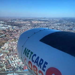 #MTN702Walk pics kindly submitted to us by the flight crew of the Netcare 2 hel… 37672611 1888560914498369 6284374586771374080 o 320x320