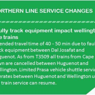 #Trainreport SERVICE ALERT :  Please note  #NorthernLineCT service changes . 37691936 2582208511804719 4078487483854094336 n 320x320