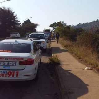 KwaZulu-Natal: At 14H25 Wednesday afternoon Netcare 911 responded to reports of … 37767446 1891213324233128 7611391285051523072 o 320x320