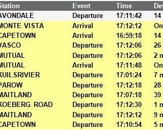 #Trainreport  #NorthernLineCT  Please see the current trains operating to and f… 37913441 2590052417686995 7003727208795602944 n 320x254