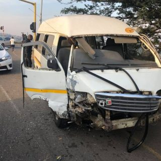 Six Injured In Taxi Collision:  Waterloo – KZN  Five (5) passengers and a driver… 37923509 2035959373089313 8060078963617169408 n 320x320