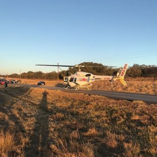 Gauteng: At 15H39 Saturday afternoon Netcare 911 responded to reports of a colli… 37958093 1896562090364918 2589225316475994112 o 320x320