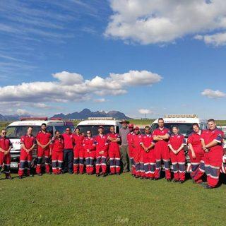 ER24 is the medical provider for the Stellenbosch MTB Challenge held at Spier Wi… 37973481 1873725702688785 2728998150881673216 o 320x320