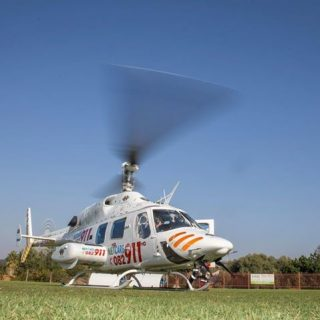 HEMS: Netcare 2 a specialised helicopter ambulance has been activated for an int… 37995602 1899268053427655 8360373086859558912 o 320x320