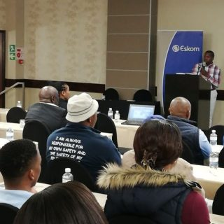 #EskomEasternCape recently engaged with its contractors on the aspects of impro… 38071897 2334228986603832 3620149271472373760 o 320x320