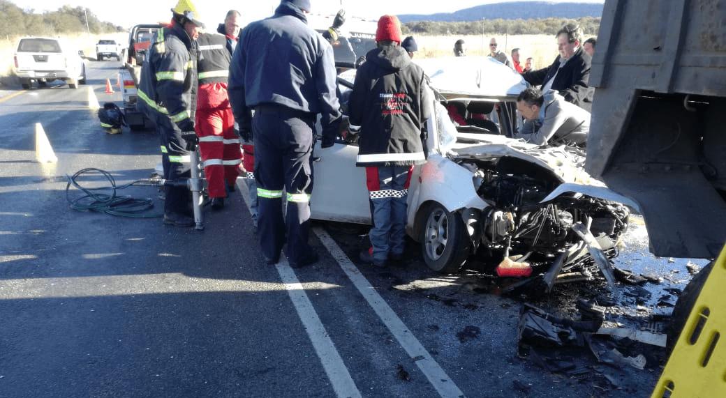 Maanhaarrand  [MAANHAARRAND] Woman seriously injured in collision – ER24 Maanhaarrand