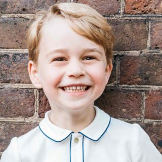 New photo of Prince George released to mark his 5th birthday New photo of Prince George released to mark his 5th birthday 320x320