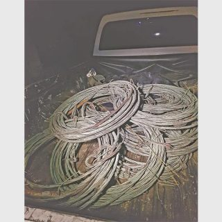 USE_27225  CRIME: SAPS catch cable thief in the act | Newcastle Advertiser USE 27225 320x320