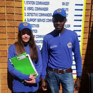 IRS team members Carla Botes and Ashley Mabasa opening cases at Kempton Park SAP… 38085720 2047110055320391 5472032641433731072 o 320x320
