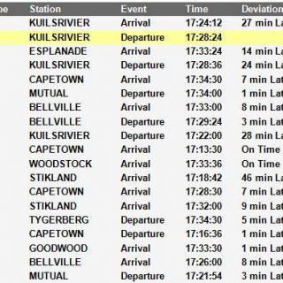 #Trainreport  #NorthernLineCT  Please see the current trains operating to and f… 38177040 2599533046738932 402102745286311936 n 320x320