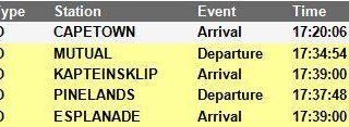 #Trainreport  #CentralLineCT  Please see the current trains operating to and fr… 38195888 2601820099843560 1316628147348701184 n 320x117