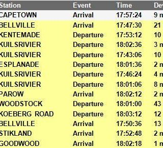 #Trainreport  #NorthernLineCT  Please see the current trains operating to and f… 38282069 2601859033173000 7203295252206059520 n 320x290