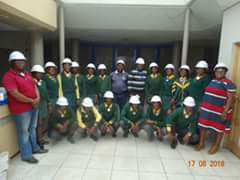 #EskomLethaboPowerStation conducted a plant tour for some learners and educators… 39391951 2371061312920599 5705263831056384000 n