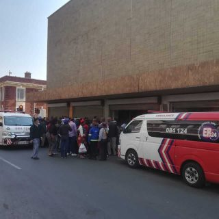 [KRUGERSDORP] Two seriously injured in apparent electrocution – ER24 WhatsApp Image 2018 08 17 at 11