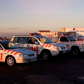 Watch As we Celebrate our 20th Anniversary we look back at our Netcare 911 Fleet over the last two decades. 38656941 272878680210693 6583809149618880512 n 320x320