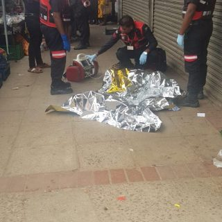 Man Killed During Dispute: Verulam – KwaZulu Natal  One person was killed and a … 40516965 2096773867007863 4060610580132659200 o 320x320