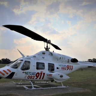 Helicopter Emergency Medical Services: Netcare 1 a specialised helicopter ambula… 40748141 1953984074622719 7054836267351015424 o 320x320
