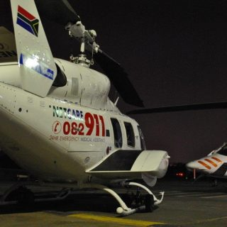 Helicopter Emergency Medical Services: Netcare 1 a specialised helicopter ambula… 41059665 1956885424332584 3574162141806067712 o 320x320