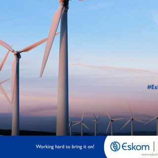 """""""Did you know that  the @Eskom_SA  Sere Wind Farm Project is located close to … 41186978 2402426319784098 5022047899924561920 o 320x320"""