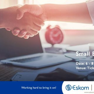 Today  marks the first day  of  the @EskomFoundation Small Business Expo! We wou… 41237116 2401098173250246 6812985649595940864 o 320x320