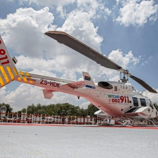 Helicopter Emergency Medical Services: Netcare 2 a specialised helicopter ambula… 41315548 1958542540833539 825707325217046528 o 320x320