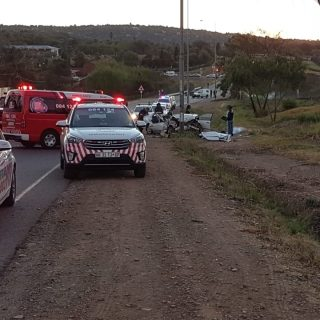 Gauteng: At 16H18 Sunday evening Netcare 911 responded to reports of a serious c… 41390554 1960073040680489 8630323339170152448 o 320x320