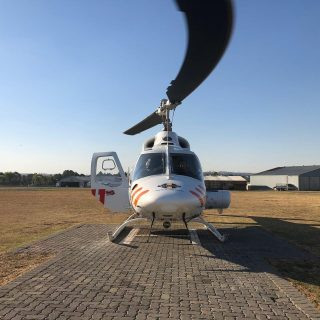 Helicopter Emergency Medical Services: Netcare 1 a specialised helicopter ambula… 41405976 1961034223917704 753551994903330816 o 320x320