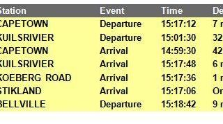 #Trainreport #NorthernLineCT Please note the trains currently operating to and f… 41475916 2689767994382103 1403531879960805376 n 320x179