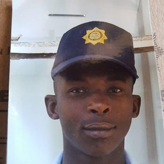 MISSING POLICE OFFICER PLEASE SHARE VIA SAPS Ntabankulu: A 30 year old Policeman… 41508806 2105588649472531 6989229508033249280 o 320x320